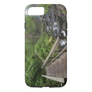 Brücke an Latourell Fällen, Columbia River iPhone 8/7 Hülle