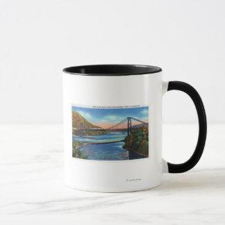 Brücke Bear Mountains der Hudson Tasse