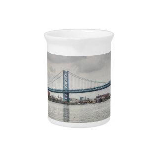 Brücke Bens Franklin Getränke Pitcher