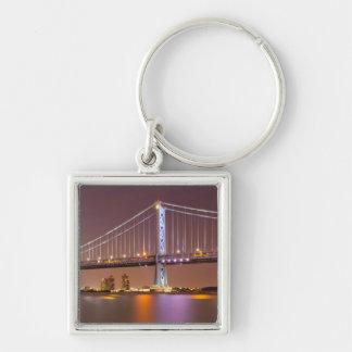 Brücke Bens Franklin Schlüsselanhänger