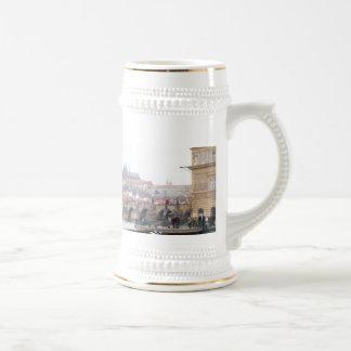 Brücke BierStein Charles, Prag Kaffeetassen