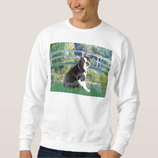 Brücke - Boston Terrier #4 Sweatshirt