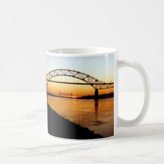 Brücke Cape Cods Bourne Kaffeetasse