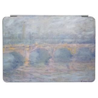 Brücke Claude Monets   Waterloo, London, am iPad Air Hülle