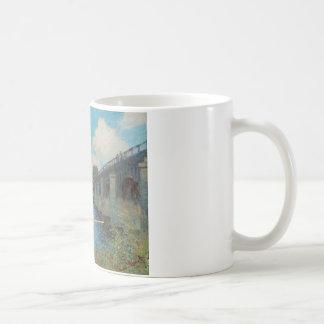 Brücke Claudes Monet in Argenteuil 11 Kaffeetasse