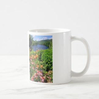 Brücke der Blumen, Shelburne fällt Massachusetts Kaffeetasse