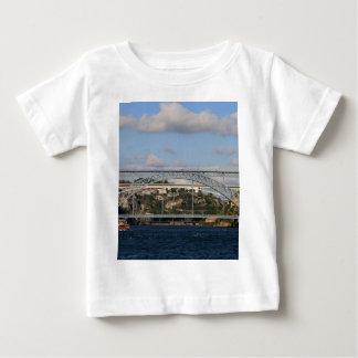 Brücke Dom Luis I, Porto, Portugal Baby T-shirt