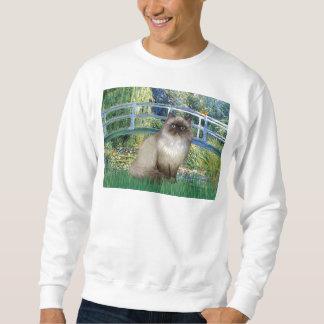 Brücke - Himalajakatze 7 Sweatshirt