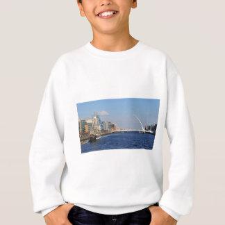 Brücke in Dublin Sweatshirt