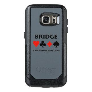 Brücke ist eine intellektuelle Karten-Anzüge des OtterBox Samsung Galaxy S7 Hülle