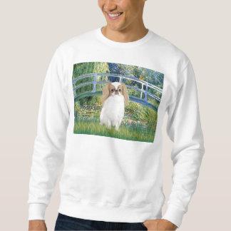 Brücke - Japaner Chin (L1) Sweatshirt
