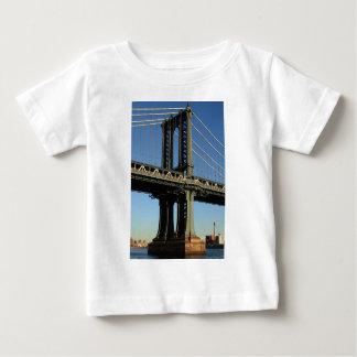 Brücke New York Manhattan Brooklyn Baby T-shirt