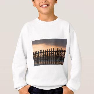 Brücke U Bein, Amarapura Sweatshirt