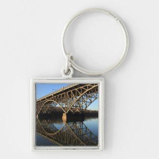 Brücke über Schuylkill Fluss Schlüsselanhänger