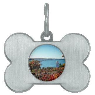 Brücke zu St- Josephinsel Tiermarke