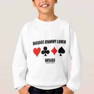 Brücken-blindes Liebhaber-Innere (vier Sweatshirt
