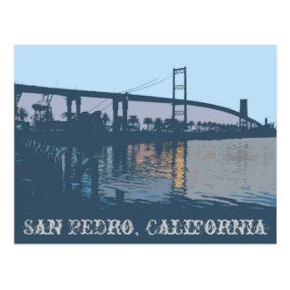 Brücken-Postkarte Vincents Thomas Postkarte