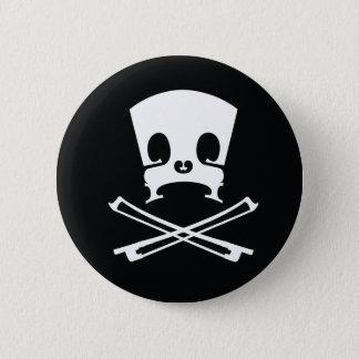 Brücken- und Kreuzbögen Runder Button 5,1 Cm