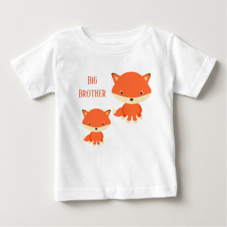 Bruder-Füchse Baby T-shirt