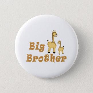 Bruder-Giraffe Runder Button 5,7 Cm