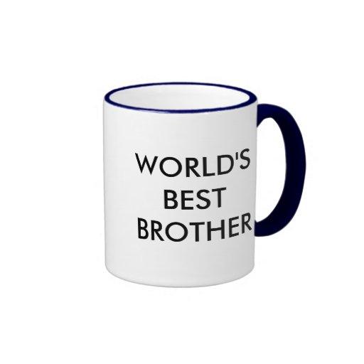 Bruder-Kaffee-Tasse der Welt beste