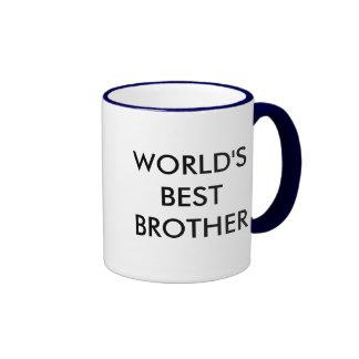 Bruder-Kaffee-Tasse der Welt beste Ringer Tasse