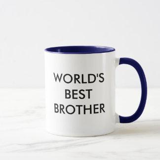 Bruder-Kaffee-Tasse der Welt beste Tasse