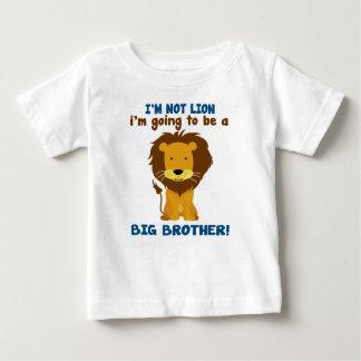 Bruder-Löwe Baby T-shirt