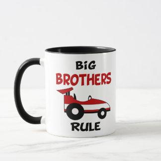 Bruder-Rennwagen Tasse
