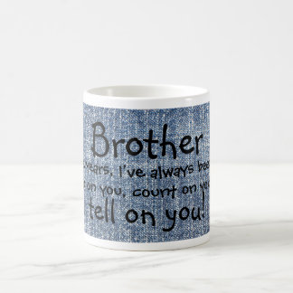 Bruder-Tasse Tasse