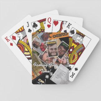 Brüder und Schwestern Spielkarten