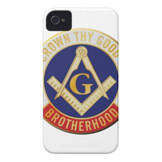 Bruderschaft Case-Mate iPhone 4 Hülle