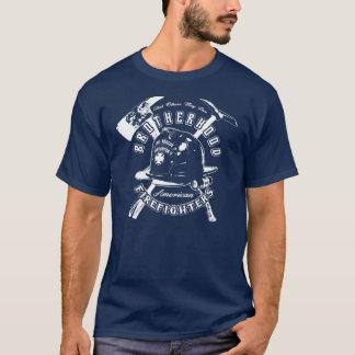 Bruderschafts-Feuerwehrmänner T-Shirt