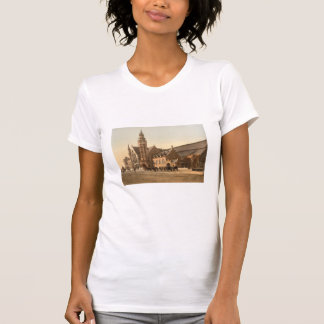 Brügge - die Station, Belgien T-Shirt