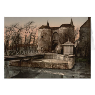 Brügge- - Gent-Tor, Belgien Karte