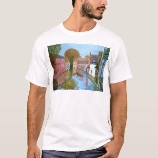 Brügge-Kanal T-Shirt