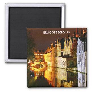 BRUGGES BELGIEN MAGNETS
