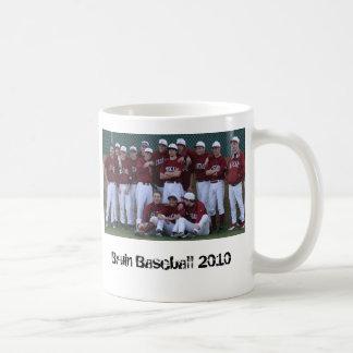 Bruin-Baseball 2010, gehendes Yard Kaffeetasse