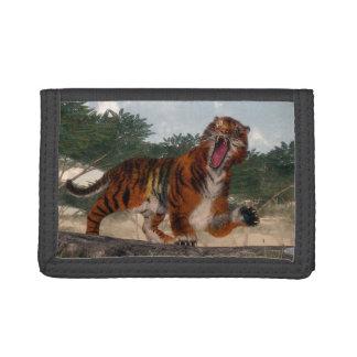 Brüllender Tiger - 3D übertragen