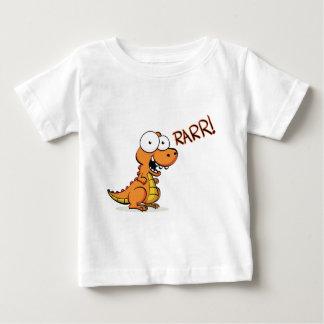 Brüllendes T-rex Baby T-shirt