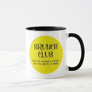 BRUNCH-VEREIN Tasse