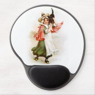 Brundage: Wenig Salem-Hexe Gel Mousepad