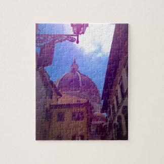 Brunelleschi Haube in Florenz, Italien Puzzle