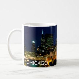 Brunnen Chicagos Buckingham Kaffeetasse