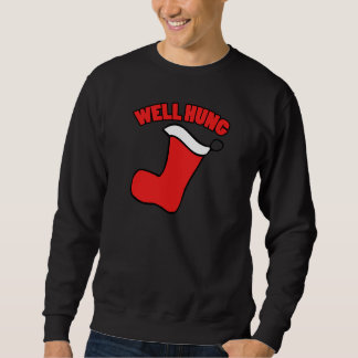 Brunnen hing Strumpf Sweatshirt