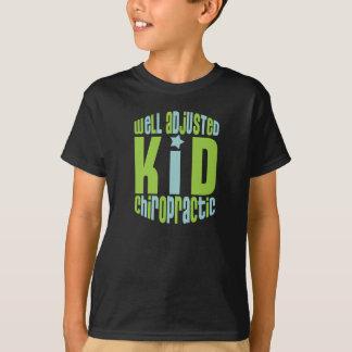 Brunnen justierter Chiropraktik-KinderT - Shirt