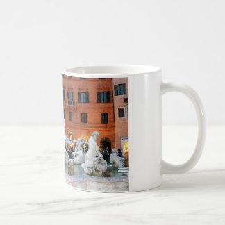 Brunnen von Neptun Kaffeetasse