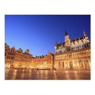 Brüssel, Belgien 2 Postkarte