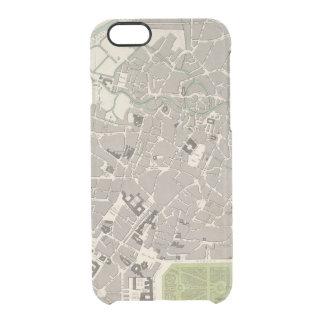 Brüssel Brüssel Durchsichtige iPhone 6/6S Hülle