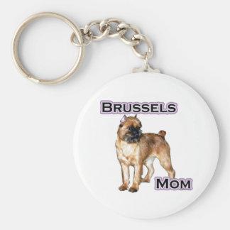 Brüssel-Mamma 4 - Keychain Schlüsselanhänger